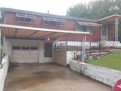 725 Garfield Street, Leavenworth, KS 66048 - MLS#: 2134171