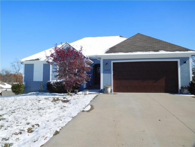 1102 NW Meadow Court, Grain Valley, MO 64029 - MLS#: 2134502