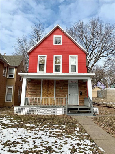 3510 roberts Street, Kansas City, MO 64124 - MLS#: 2134774