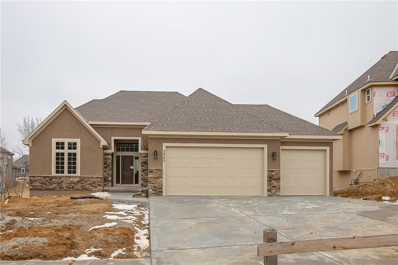 7345 NW Clore Drive, Parkville, MO 64152 - #: 2135357
