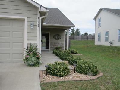 2731 Shadow Ridge Place, Eudora, KS 66025 - MLS#: 2135569