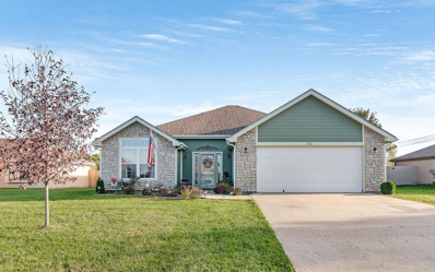 16711 Freeman Drive, Basehor, KS 66007 - #: 2136082