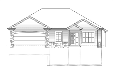 19111 NE Switchgrass Drive, Smithville, MO 64089 - #: 2136933