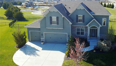 25209 W 97TH Terrace, Lenexa, KS 66227 - MLS#: 2136943