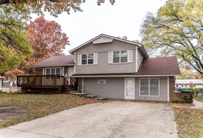 832 W Larkspur Place, Olathe, KS 66061 - MLS#: 2137324