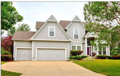 2501 SW Winteroak Circle, Lees Summit, MO 64081 - MLS#: 2137846
