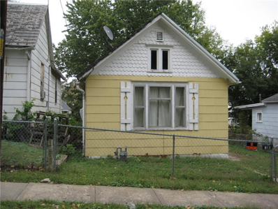 817 S 20th Street, Saint Joseph, MO 64507 - #: 2138320