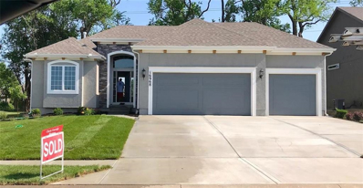 17070 W 163rd Terrace, Olathe, KS 66062 - MLS#: 2139169