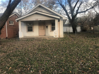 1117 S 38th Street, Kansas City, KS 66106 - MLS#: 2139713