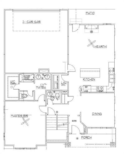 16163 Granada Street, Overland Park, KS 66085 - #: 2139841