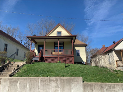 1104 South 20th Street, Saint Joseph, MO 64507 - #: 2140258