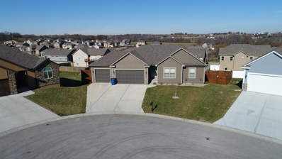 2113 NW Cherry Court, Grain Valley, MO 64029 - #: 2140719
