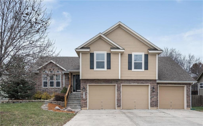 1108 NW Burr Oak Lane, Grain Valley, MO 64029 - MLS#: 2140825