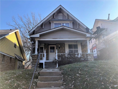 1613 Poplar Avenue, Kansas City, MO 64127 - #: 2140973