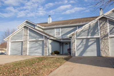 2605 S Peck Court UNIT C, Independence, MO 64055 - #: 2141038