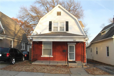 307 N 14th Street, Kansas City, KS 66102 - MLS#: 2141140
