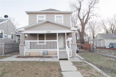 1053 Armstrong Avenue, Kansas City, KS 66102 - MLS#: 2141554