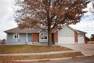 805 SW Nelson Court, Grain Valley, MO 64029 - #: 2142124