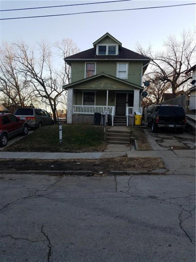 1125 Cleveland Avenue, Kansas City, KS 66104 - #: 2142217