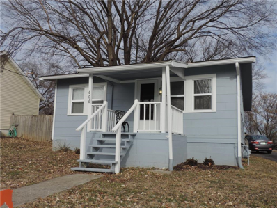 606 E College Street, Independence, MO 64050 - MLS#: 2142504