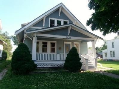 508 Delaware Street, Hiawatha, KS 66434 - #: 2143925