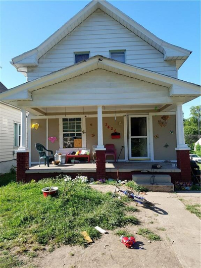 3426 E 6th Street, Kansas City, MO 64124 - #: 2144297