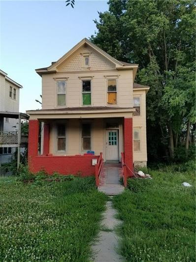 3321 E 9th Street, Kansas City, MO 64124 - #: 2144325