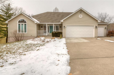 1813 SW Twincreek Place, Blue Springs, MO 64015 - #: 2145141