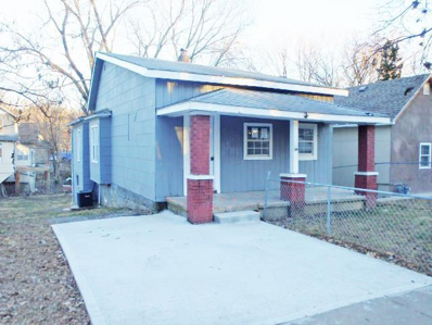 407 Monroe Avenue, Kansas City, MO 64124 - #: 2145342