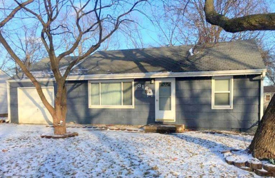 316 S Central Street, Olathe, KS 66061 - MLS#: 2145635