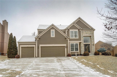 14842 W 140th Terrace, Olathe, KS 66062 - #: 2147236