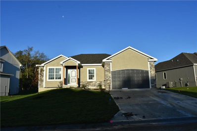 1410 Red Oak Court, Grain Valley, MO 64029 - #: 2148312