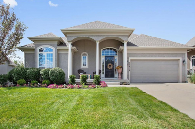 11436 S Deer Run Street, Olathe, KS 66061 - #: 2150089