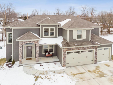 413 SE Farrier Drive, Lees Summit, MO 64082 - #: 2150837