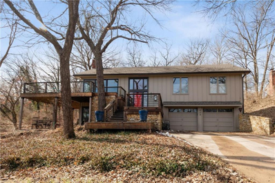 424 Navajo Lane, Lake Quivira, KS 66217 - MLS#: 2150933