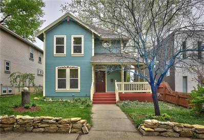 1631 Jefferson Street, Kansas City, MO 64108 - MLS#: 2151234