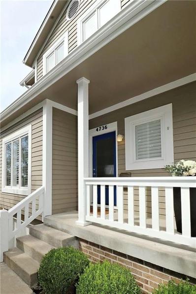 4736 Terrace Street, Kansas City, MO 64112 - #: 2151763