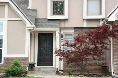 5807 W 157th Terrace, Overland Park, KS 66223 - MLS#: 2152680