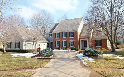 11729 Manor Road, Leawood, KS 66211 - #: 2153639