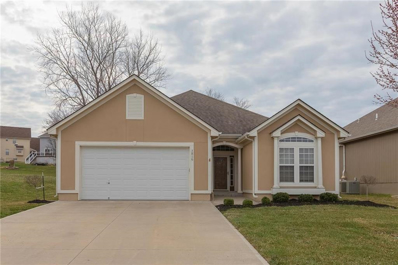 3816 NW Chapman Drive, Blue Springs, MO 64015 - MLS#: 2154562
