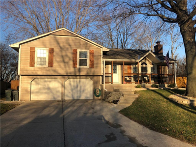 1204 NW Delwood Drive, Blue Springs, MO 64015 - #: 2156291