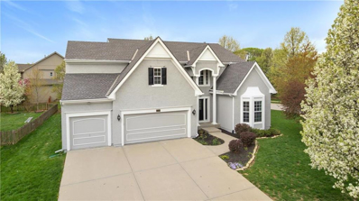 15828 Rosewood Drive, Overland Park, KS 66224 - #: 2156783