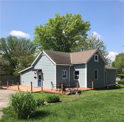 128 W SPRING Avenue, Bonner Springs, KS 66012 - MLS#: 2156932