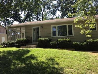 615 NE Woodlawn Street, Kansas City, MO 64116 - MLS#: 2157080