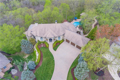 8016 NW Timbercrest Place, Parkville, MO 64152 - #: 2157725