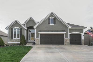 17129 S Bradley Drive, Olathe, KS 66062 - #: 2158183