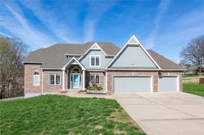 8204 NW High Point Drive, Weatherby Lake, MO 64152 - #: 2158213