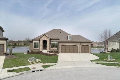 1302 Lakecrest Circle, Raymore, MO 64083 - #: 2158292