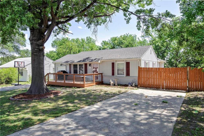 1615 S 52nd Terrace, Kansas City, KS 66106 - MLS#: 2158633
