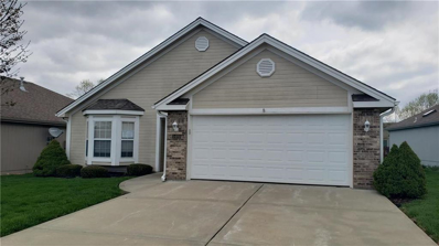 5405 S Shrank Court, Independence, MO 64055 - #: 2160103